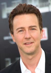 Edward Norton at the California premiere of