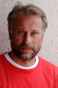 Michael Nyqvist at the photocall of