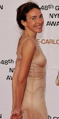 Isabel Otero at the Golden Nymph Awards Ceremony during the 2008 Monte Carlo Television Festival.