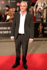 Giorgio Panariello at the David di Donatello Movie Awards.