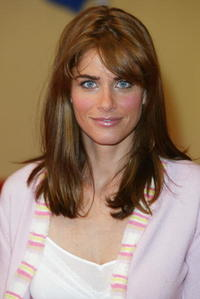 Amanda Peet at a photocall for