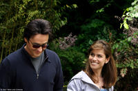 John Cusack and Amanda Peet in