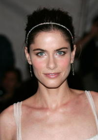 Amanda Peet at the MET Costume Institute Gala Celebrating Chanel at the Metropolitan Museum of Art in N.Y.
