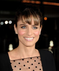 Amanda Peet at the California premiere of