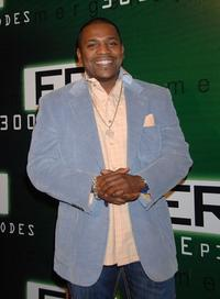 Mekhi Phifer at the celebration for the 300th episode of