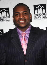 Mekhi Phifer at the Thurgood Marshall College Fund's 21st Anniversary Awards.
