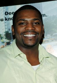 Mekhi Phifer at the Los Angeles premiere of