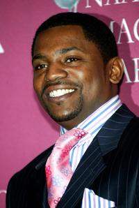 Mekhi Phifer at the 36th NAACP Image Awards.