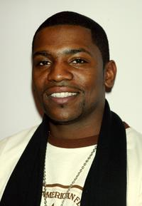 Mekhi Phifer at the MTV's Total Request Live.