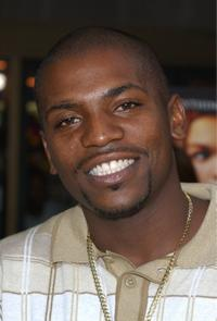 Mekhi Phifer at the California premiere of