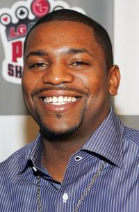 Mekhi Phifer at the LG All-Star Poker Showdown and party.