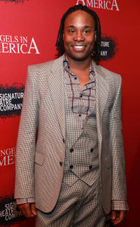 Billy Porter at the opening night party of