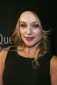 Susie Porter at the 2006 IF Awards Media launch.
