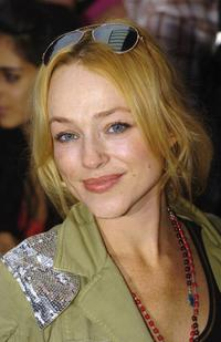 Susie Porter at the Sydney premiere of