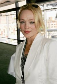 Susie Porter at the Lexus Inside Film Awards InStyle brunch.