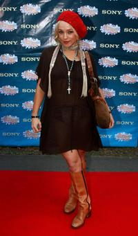Susie Porter at the Sony Tropfest 2007 Short Film Festival.