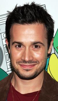 Freddie Prinze, Jr. at the MTV's Total Request Live.