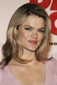 Missi Pyle at the screening of