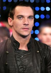 Jonathan Rhys-Meyers at the MTV's Total Request Live.