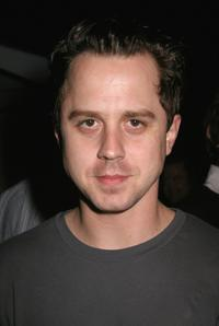 Giovanni Ribisi at the party for the Air concert.