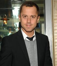 Giovanni Ribisi at the Cinema Society & GQ screening of