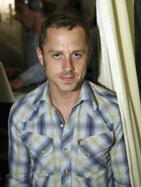 Giovanni Ribisi at the West Coast Store opening 'Some Odd Rubies'.