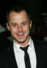 Giovanni Ribisi at the TIFF premiere of