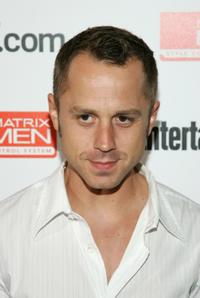 Giovanni Ribisi at the TIFF Entertainment Weekly Party.