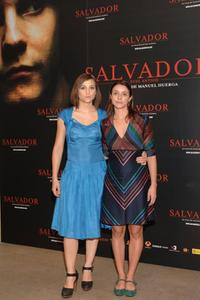 Leonor Watling and Ingrid Rubio at the photocall of