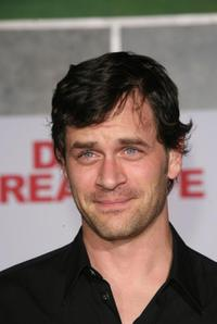 Tom Everett Scott at the Los Angeles premiere of