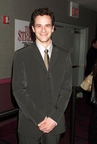 Tom Everett Scott at the world premiere of