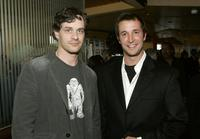 Tom Everett Scott and Noah Wyle at the 2006/2007 TNT And TBS UpFront Reception.