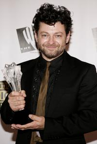 Andy Serkis at the 11th Annual Critics' Choice Awards.