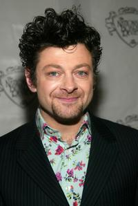 Andy Serkis at the National Board Of Review Annual Awards Gala.