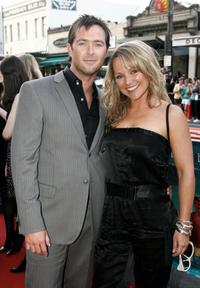Sullivan Stapleton and Carla Bonner at the premiere of