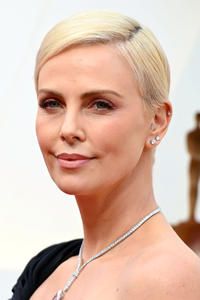 Charlize Theron at the 92nd Oscars in Hollywood.