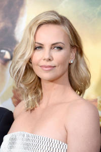 Charlize Theron at the California premiere of