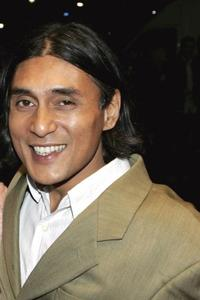 Ramon Tikaram at the Times BFI London Film Festival.
