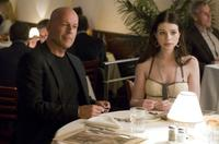 Bruce Willis as Jimmy and Michelle Trachtenberg as Ava in