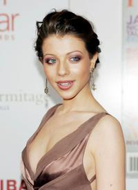 Michelle Trachtenberg at the Hollywood Life Magazine's Breakthrough of the Year Awards.