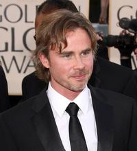 Sam Trammell at the 66th Annual Golden Globe Awards.