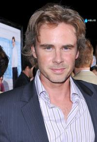Sam Trammell at the premiere of