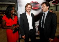 Rutina Wesley, Sam Trammell and Stephen Moyer at the Los Angeles premiere of
