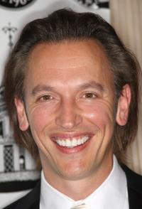 Steve Valentine at the Academy of Magical Arts Awards.