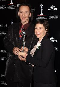 Steve Valentine and Nancy Steiner at the 6th Annual Costume Guild Awards.