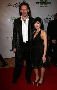 Steve Valentine and Guest at the 17th Annual Night of 100 Stars Oscar Gala.