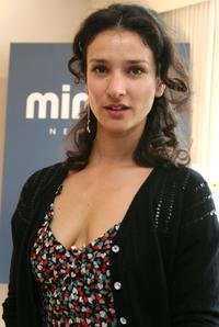 Indira Varma at the Confidential Magazine