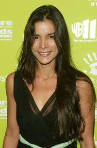 Patricia Velasquez at the Free Arts NYC annual art auction benefit.