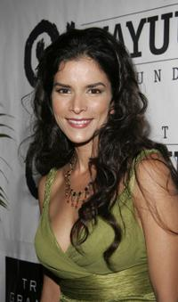 Patricia Velasquez at the third annual fundraising gala for The Wayuu Taya Foundation.