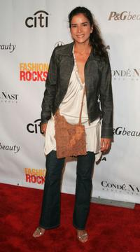 Patricia Velasquez at the Fashion Rocks Concert.